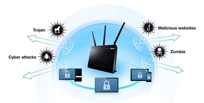 جلوگیزی از ۱۶۰ میلیون حمله اینترنتی توسط AiProtection ایسوس در نیم سال نخست ۲۰۱۶