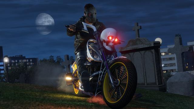 رویداد هالووین در بازی GTA 5Halloween-event-Games-GTA-5