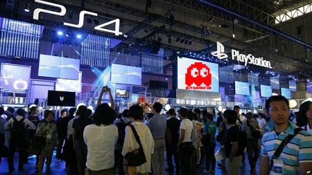 عناوین بازی های پلی استیشن در توکیو گیم شو PlayStation game titles at the Tokyo Game Show
